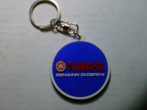 key chain Rubber