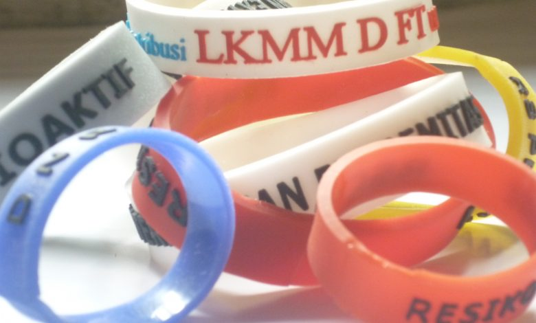 Photo of Gelang Karet Custom Murah di Aceh