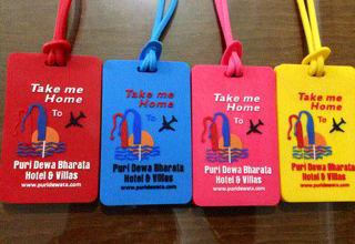 Photo of Bag Tag custom di bali