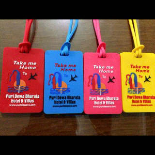 Bag Tag custom di bali